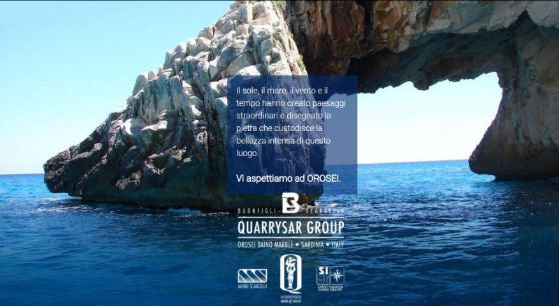 Offerta cave MARMI GRANITI produzione vendita marmo di Orosei Sardegna made in Italy