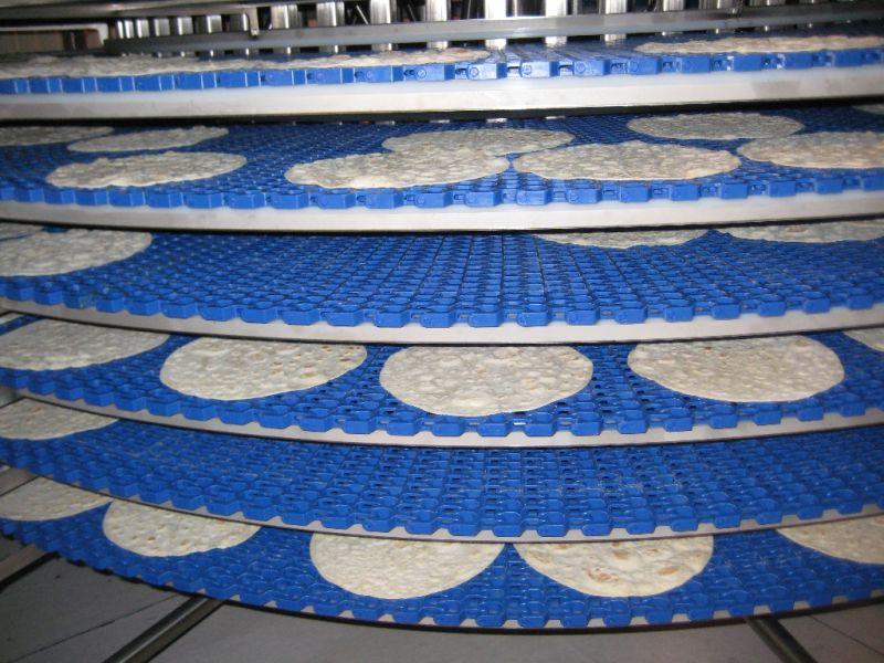 Realizzazione impianti raffreddamento settore alimentare prodotti dopo cottura . AM TYechnology
