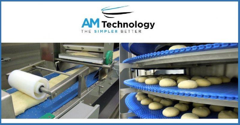 Impianti nastri trasportatori spirali celle lievitazione raffreddamento surgelazione made Italy
