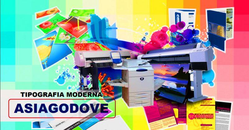 Offerta stampa digitale grande formato Asiago - Occasione stampa poster grandi formati Vicenza