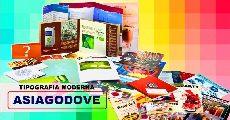 Offerta stampa pieghevoli e depliant Asiago - Occasione Realizzazione Flyer e Volantini Vicenza