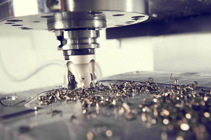 Offerta torneria metallica di precisione - occasione Fresatura a disegno lavorazioni meccaniche
