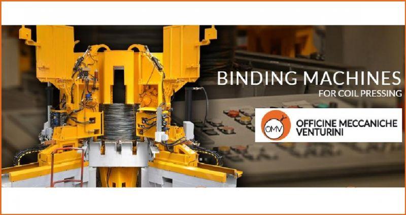 OMV предлагает специальные машины для прокатного стана - Продвижение специальных машин под заказ
