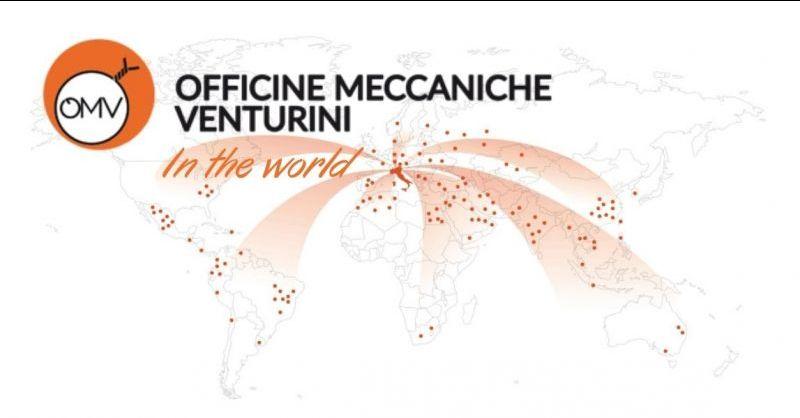 O.M.V. OFF. MECC. VENTURINI - Offerta macchine speciali personalizzate per laminatoio Italy