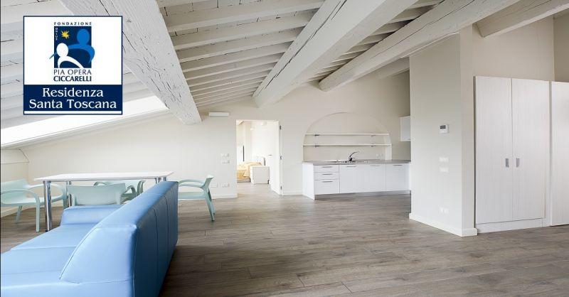 RESIDENZA SANTA TOSCANA offerta housing sociale a Verona - occasione abitare in condivisione