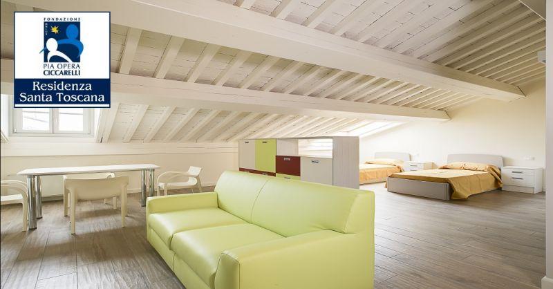 RESIDENZA SANTA TOSCANA offerta appartamenti sicuri con servizi per anziani a Verona