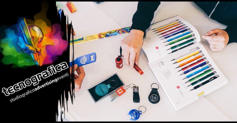 Offerta Servizio stampa Gadget aziendali Vicenza - Occasione articoli pubblicitari di merchandising