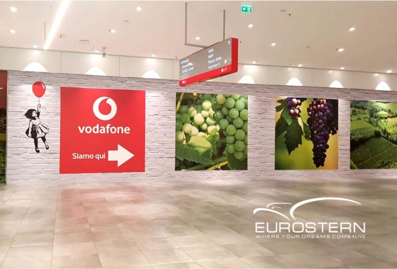 EUROSTERN offerta banner pubblicitari in pvc - promozioni striscioni pubblicitari in pvc